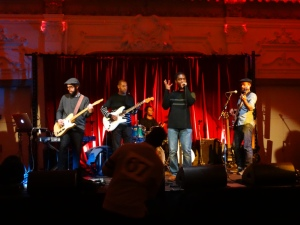 Fish Police at Bush Hall